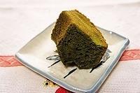 抹茶ケーキ - こぶたのノンビリ生活