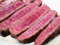 グラスフェッドビーフでステーキ - sobu 2