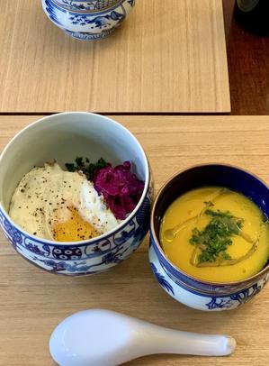 朝食写真 - ローズ家の台所