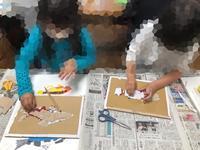 一宮教室、児童コース、金曜日を紹介します。 - 大﨑造形絵画教室のブログ