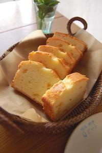 謎の柑橘類ケーキ - 猫茶園・2