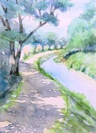 夏の想い出-蓼科湖畔 - ryuuの手習い