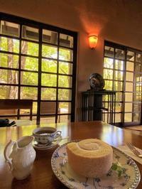 Pロール ~山荘無量塔のカフェ~ - 雲母(KIRA)の舟に乗って