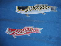 大空を泳ぐ鯉のぼり - うららフェルトライフ