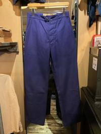 N.O.S. 50's~ Le Victorieux work pants - BUTTON UP clothing