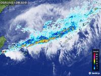 沖縄と奄美は本日梅雨入り - 亜熱帯天文台ブログ