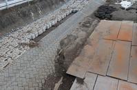 空堀川河床整備工事 - ひのきよ