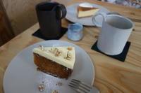 FLUMINAさんでキャロットケーキ - *のんびりLife*