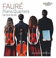 フォーレのピアノ四重奏曲の新譜は思いがけなくも理想の名演 - 天浪堂日乗