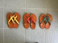 手作りサンダルキット - jiu sandals & baby shoes