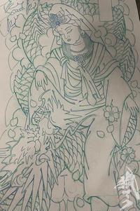 兵庫県明石タトゥースタジオ - 兵庫県 神戸 明石 タトゥー 肌絵屋 福助