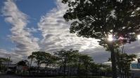 今朝の空と今宵の一曲 - ふうりゅう日記