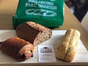 Boulangerie PARC SHAKUJII&にべこはる菓子店 - LIFE IS DELICIOUS!