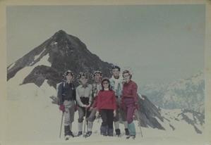 上越のマッターホルン・大源太山1971年 / 思い出アルバム - そらいろのパレット