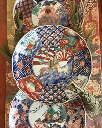 子供の日の三太郎皿♪ - アンティークな小物たち ~My Precious Antiques~