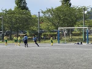 4年春季大会:桜ヶ丘FC、保土ヶ谷エルフィンズ - 横浜GSFC U-12
