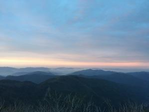 5月9日(日)朝の気温5℃ - つるぎさん山小屋日記