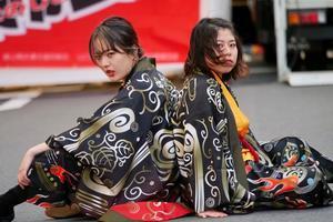 2020YOSAKOIぶち楽市民祭その26( 仁双弍心) - ヒロパンのよさこいライク・N-VANライフ