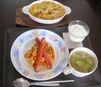 2021年5月2日(日) - 大食漢の質素な食卓