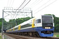 2021 5 8 255系 特急しおさい - kudocf4rの鉄道写真とカメラの部屋2nd