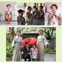 ユアちゃんの七五三 - 中山写真館のブログです。