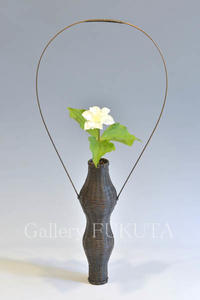 本日から「竹工芸展」吉田佳道開催です。 - Gallery福田