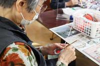 編みもの~ アクリルたわし ~ - 鎌倉のデイサービス「やと」のブログ