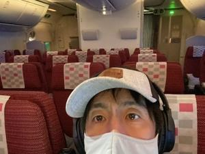 夢のコロナ禍飛行機生活 - 夢のアメリカ生活2