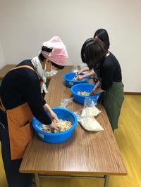 世田谷の畑の大豆と麦わらで味噌作りと納豆作り - Coucou a table!      クク アターブル!