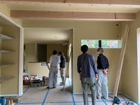 N様邸大工工事完了 - Bd-home style