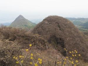 伊香保森林公園から雄岳・孫岳を歩く  2021.5.8(土) - 心のまま、足の向くまま・・・