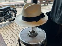 Dapper's EL SOMBRERO W-name Panama hat - BUTTON UP clothing