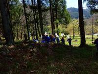 ギフチョウ採集会 - 飛騨山脈の自然