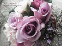薔薇の物語~その② - Romantique Herb Note * graine