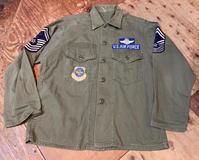 5月15日(土)入荷!60s~all cotton U.S AIR FORCE UTILITY SHIRTS ! - ショウザンビル mecca BLOG!!