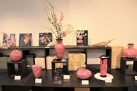 津軽びいどろ企画展「桜色の世界」 - 弘前感交劇場