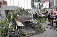 横浜「ローズフェアwith趣味の園芸」ステージトークショーに出演させて頂きました。 - バラとハーブのある暮らし Salon de Roses