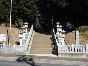 八王子神社 古和釜町の古社 - 御朱印の森