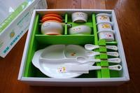 離乳食用のセット - 満足満腹 お茶とごはん2