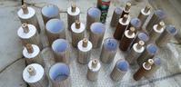 筒の塗装 - よしのクラフトルーム