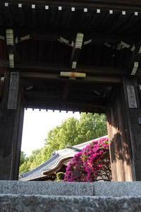 山門 - YAJIS OFFICE BLOG