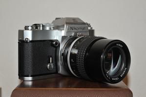 ひさしぶりの Ai ニッコール 135mm F3.5 で - nakajima akira's photobook