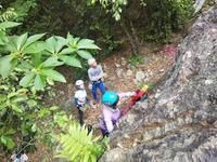 OSK初級岩登り講習会 - 山にでかける日