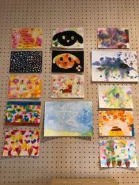 一宮教室、創造コース、作品展示しています。 - 大﨑造形絵画教室のブログ