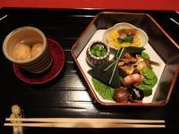 京都の春2021(7)ー俵屋旅館食事編 - Pockieのホテル宿フェチお気楽日記III
