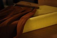 洋服を作ることは暮らしの一部を作ること・・・♪ - 手づくりひとてまの会『文京区 初心者さん向け洋裁研究所』