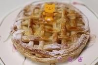 アップルパイ&ココナッツケーキ - パン・お菓子教室 「こ む ぎ」