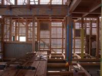 京田辺の土壁造りの家 - 無垢の木の家・古民家再生・新築、リフォーム 「ツキデ工務店」