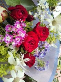 初夏の花束 - ブランシュのはなたち