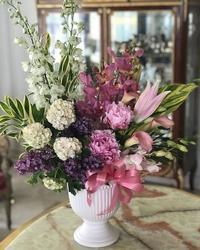 母の日のお花♪ - アンティークな小物たち ~My Precious Antiques~